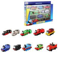 托马斯和朋友 火车套装轨道合金火车玩具车男孩全套FGW48勇气礼盒