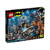 【当当自营】LEGO乐高积木超级英雄系列76122 泥脸侵袭蝙蝠洞
