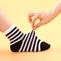 儿童袜子春秋款 男童袜子秋冬纯棉 女童短袜夏季 宝宝中筒袜