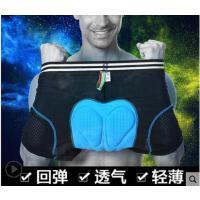 户外骑行自行车山地车装备 骑行裤短裤3D坐垫 骑行内裤男女加厚硅胶垫