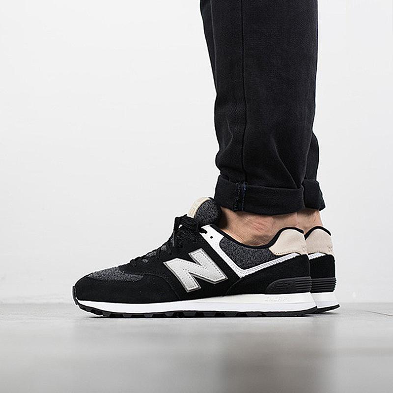 【新品】New Balance/NB 574三原色男鞋女鞋复古跑步鞋运动鞋ML574VAI*赔十