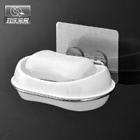 双庆无痕贴肥皂盒肥皂架香皂盒香皂架皂托壁挂式皂盒SQ-5046