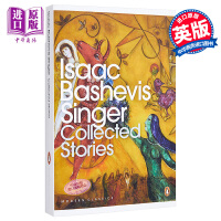 【中商原版】[英文原版]The Collected Stories of Isaac Bashevis Singer