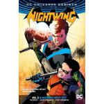 【预订】Nightwing Vol. 3: Nightwing Must Die (Rebirth)