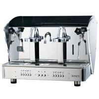 商用 拉迪天纳LaDeTiNa双头意式半自动咖啡机 飞龙电控专业咖啡机