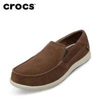 【2双3折】Crocs卡骆驰 男式 圣克鲁兹睿智便鞋二代|202364 圣克鲁兹睿智便鞋二代