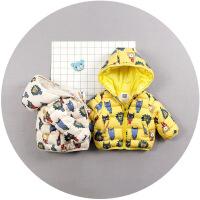 2男宝宝3女婴儿4冬装05棉袄6上衣7外套9潮1岁半12个月8加厚