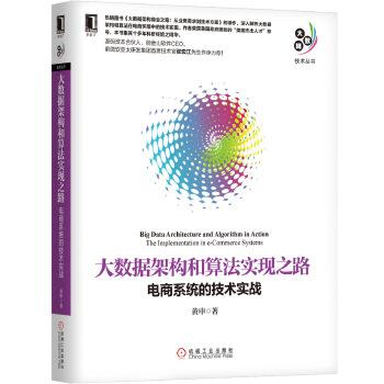 大数据架构和算法实现之路:电商系统的技术实战(pdf+txt+epub+azw3+mobi电子书在线阅读下载)
