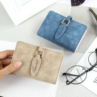 多功能复古卡包女式多卡位卡片包韩国小清新可爱可放驾驶证名片夹