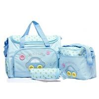 妈咪包时尚多功能大容量外出超大手拎手提斜跨轻便防水妈妈母婴包