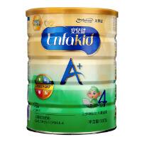 【当当自营】美赞臣 安儿健A+ 儿童配方奶粉4段 900g/桶(美赞臣四段)