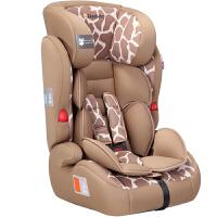 【当当自营】英国zazababy婴儿安全座椅 宝宝用车载座椅 汽车儿童安全座椅9个月-12岁 鹿纹