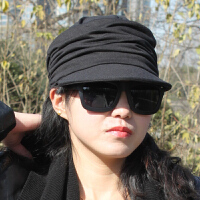 帽子女春秋韩版时尚百搭潮中年女士妈妈洋气秋冬女式中老年鸭舌帽
