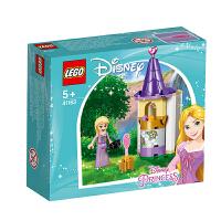 【当当自营】乐高(LEGO)积木 迪士尼公主 玩具礼物 长发公主的紫顶小塔 41163