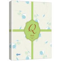 QBOOK礼盒029:养颜瑜伽・28天美肤计划・自制美白、保湿面膜・28天瘦身瑜伽(套装全4册)