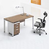老板桌简约现代办公家具大班台经理主管桌财务桌办公桌单人