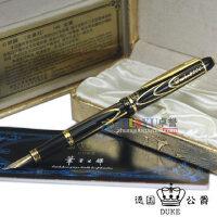 德国公爵金笔 世纪先锋14K金美工笔 书法弯头钢笔
