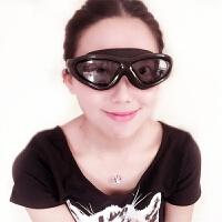 泳镜女士防水防雾大框潜水儿童高清带有度数男游泳眼镜新品