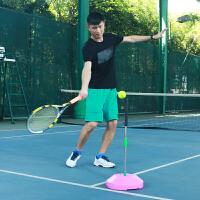 网球训练器单人儿童网球挥拍练习器网球训练单人发球机 练习器Z
