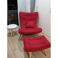 轻奢蜗牛椅懒人躺椅沙发整装北欧单人老虎椅阳台椅子休闲简约现代