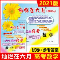 2020版灿烂在六月上海市高考模拟强化测试精编 数学+参考答案 高考数学模拟试卷