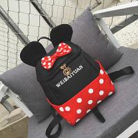 小可爱儿童书包幼儿园宝宝背包1-3-5岁男女旅游双肩包女童包包潮6