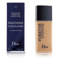 迪�W Christian Dior 凝脂恒久�o痕粉底液 24h持�y遮瑕 控油 -032 Rosy Beige(40ml)