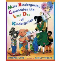 Miss Bindergarten Celebrates the Last Day of Kindergarten宾得