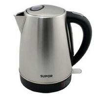 Supor/苏泊尔 SWF17K2-180 1.7升 干烧保护功能 自动断电 不锈钢 电水壶 开水壶 电热壶