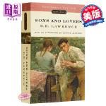 【中商原版】 Sons and Lovers 儿子与情人 英文原版 劳伦斯百年纪念版 Signet Classics