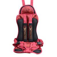 御目 汽车儿童安全座椅 车载宝宝牛津布座椅便携安全座椅
