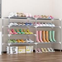 索尔诺简易鞋架 多层家用收纳鞋柜简约现代经济型组装鞋架子K30505