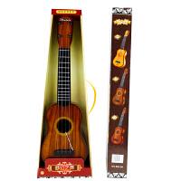 儿童吉他音乐玩具尤克里里迷你吉他初学者吉他仿真乐器3-6岁男孩女孩玩具