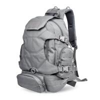 <背包男07军包大容量战术双肩包特种兵背囊迷彩登山包双肩男 55L