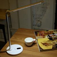 LED台灯护眼学生学习床头写字书桌房阅读可调光北欧简约