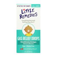 美国直邮 Little Remedies 西甲硅油婴儿肠绞痛防胀气缓和滴剂 30ml 海外购