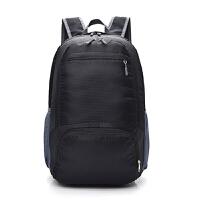 皮肤包超轻可折叠旅行包双肩包户外背包登山包轻便携男女书包LD09