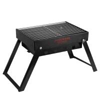 迷你便携式折叠碳烤炉户外木炭烧烤架2-3-4-5人家用烧烤工具 户外碳烤炉CF-PG03