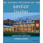 【预订】Building Type Basics for Senior Living