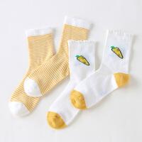 【2件3折价:21】小猪班纳童装袜子(两双装)2