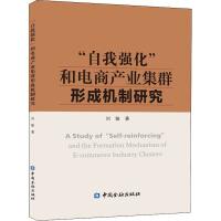 """""""自我强化""""和电商产业集群形成机制研究 中国金融出版社"""