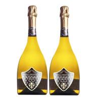 意大利马格尼科甜白起泡葡萄酒750ml 2瓶装