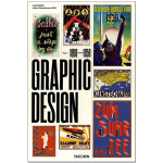 包邮The History of Graphic Design: 1890-1959 平面设计历史:1890-1959