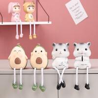 吊脚娃娃摆件工艺礼品客厅卧室房间创意可爱家居电视柜装饰品摆设