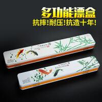 浮漂盒多功能鱼漂盒三层子线盒主线盒渔具盒钓鱼用品配件盒漂盒