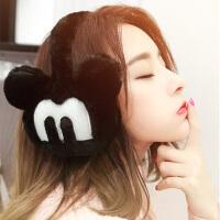 挂耳包护耳罩耳套保暖耳捂耳暖女韩版冬季可爱卡通耳朵套耳帽儿童