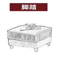 欧式布艺沙发组合转角L型小户型客厅家具简欧布艺沙发实木可拆洗