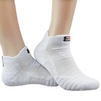 2双装短款短筒加厚毛巾底男士户外棉袜跑步袜运动袜男篮球袜