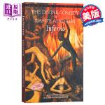 【中商原版】[英文原版经典名著] Inferno 但丁 地狱 英文版