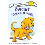 Biscuit Takes a Walk小饼干去散步(I Can Read,My Fist Level)ISBN9780061177460